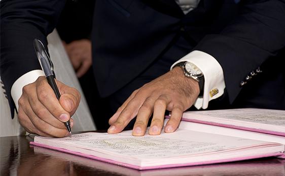 Handelscontract Opstellen