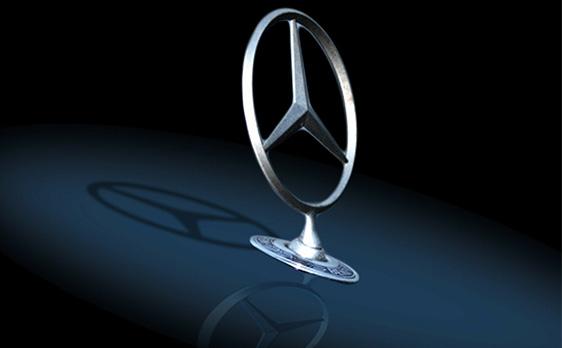 Mercedes logo